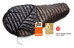 Yeti Passion One Sleeping Bag L brown/black
